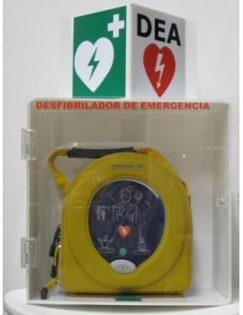 Desfibrilador de emergencia