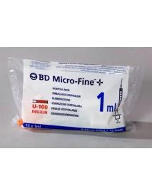 Jeringas Insulina Microfine IV