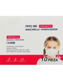 10 Mascarillas FFP2...