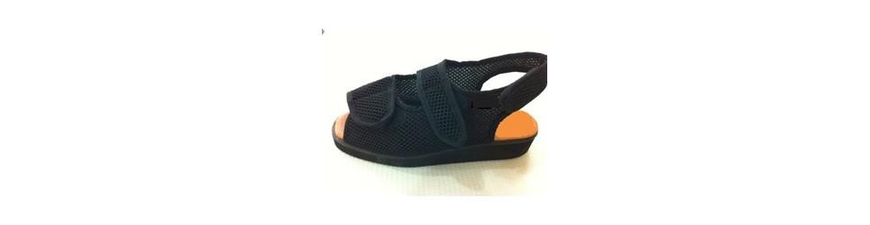 Zapato geriátrico