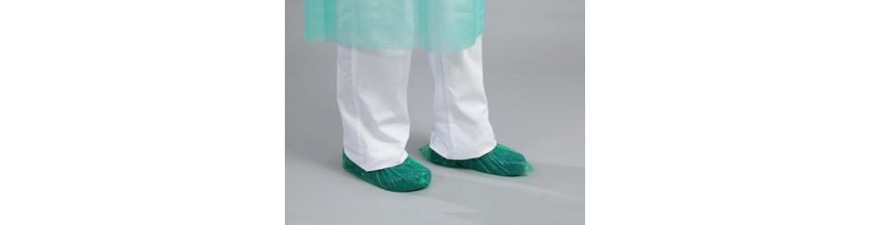 Cubrezapatos de Plástico
