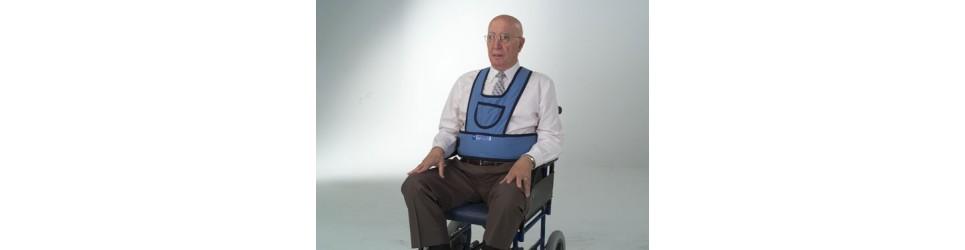 Cinturones de Sujeción de Cama y Sillas de ruedas