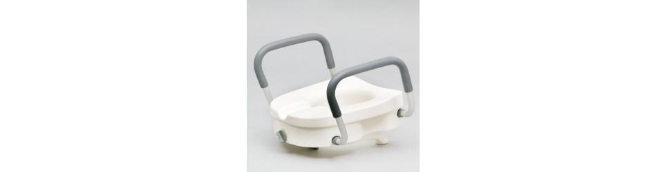 Elevadores de WC y Sillas Inodoro