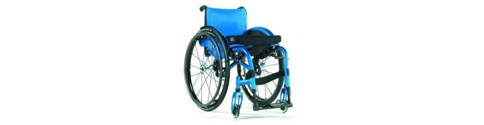 sillas de ruedas ligeras de aluminio